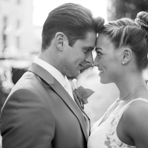 Romantische fotografie met prachtig licht in Breda