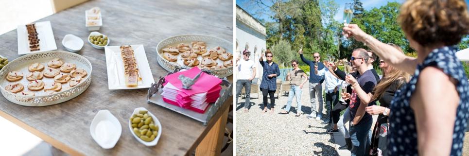 01-aankomst-bruiloft-weekend-toast-chateau-blomac-frankrijk