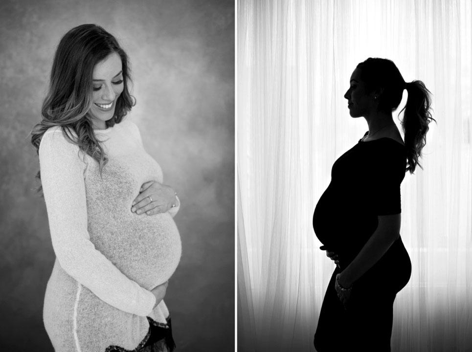 silhouet-zwangerschap-fotografie-breda
