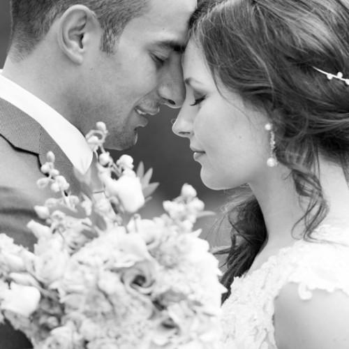 Romantische bruiloft fotografie in Breda