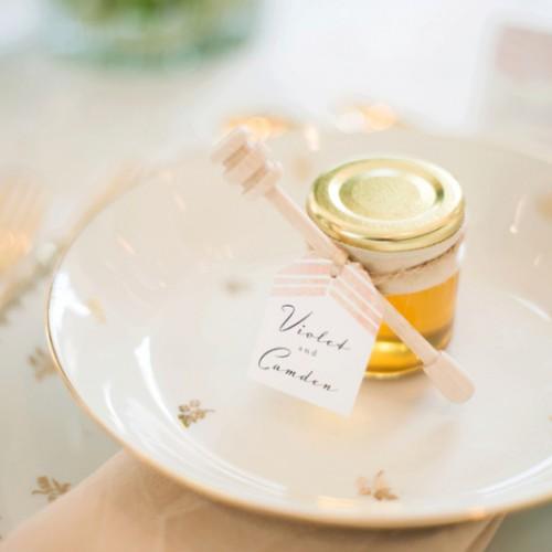 Fotografie van prachtige tafelstyling en decoratie