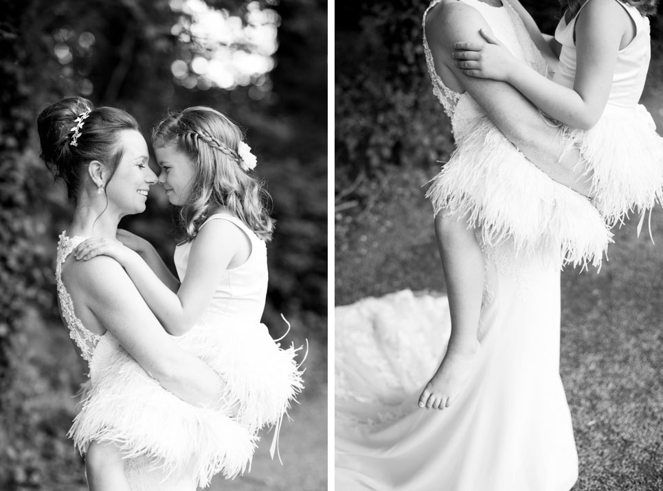 moeder-dochter-band-bruiloft-fotoshoot