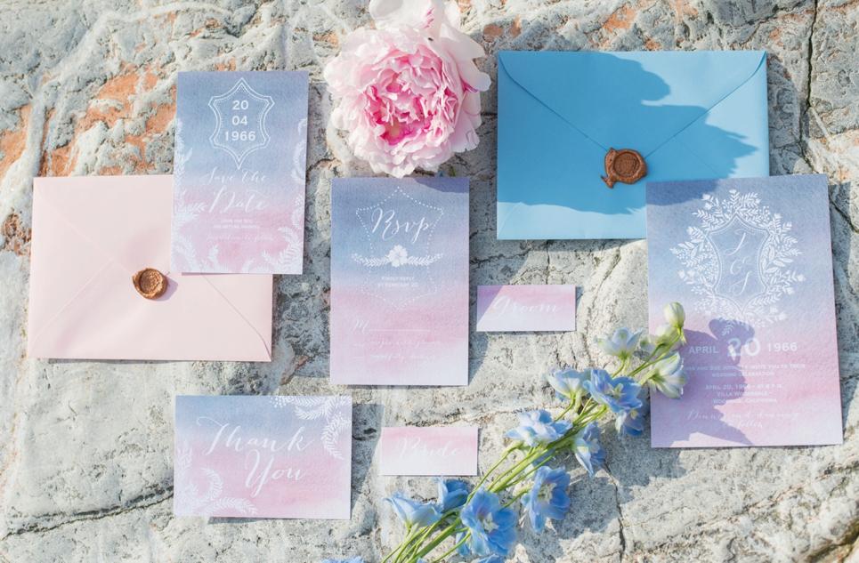 wedding-stationery-rose-quartz-serenity-blue