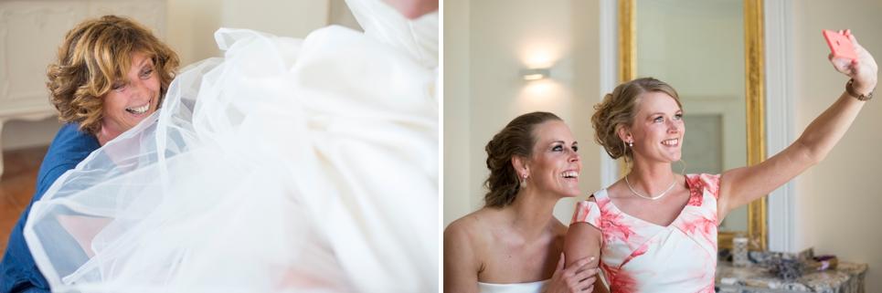 12-selfie-bruid-zuid-frankrijk-aankleden-bruiloft