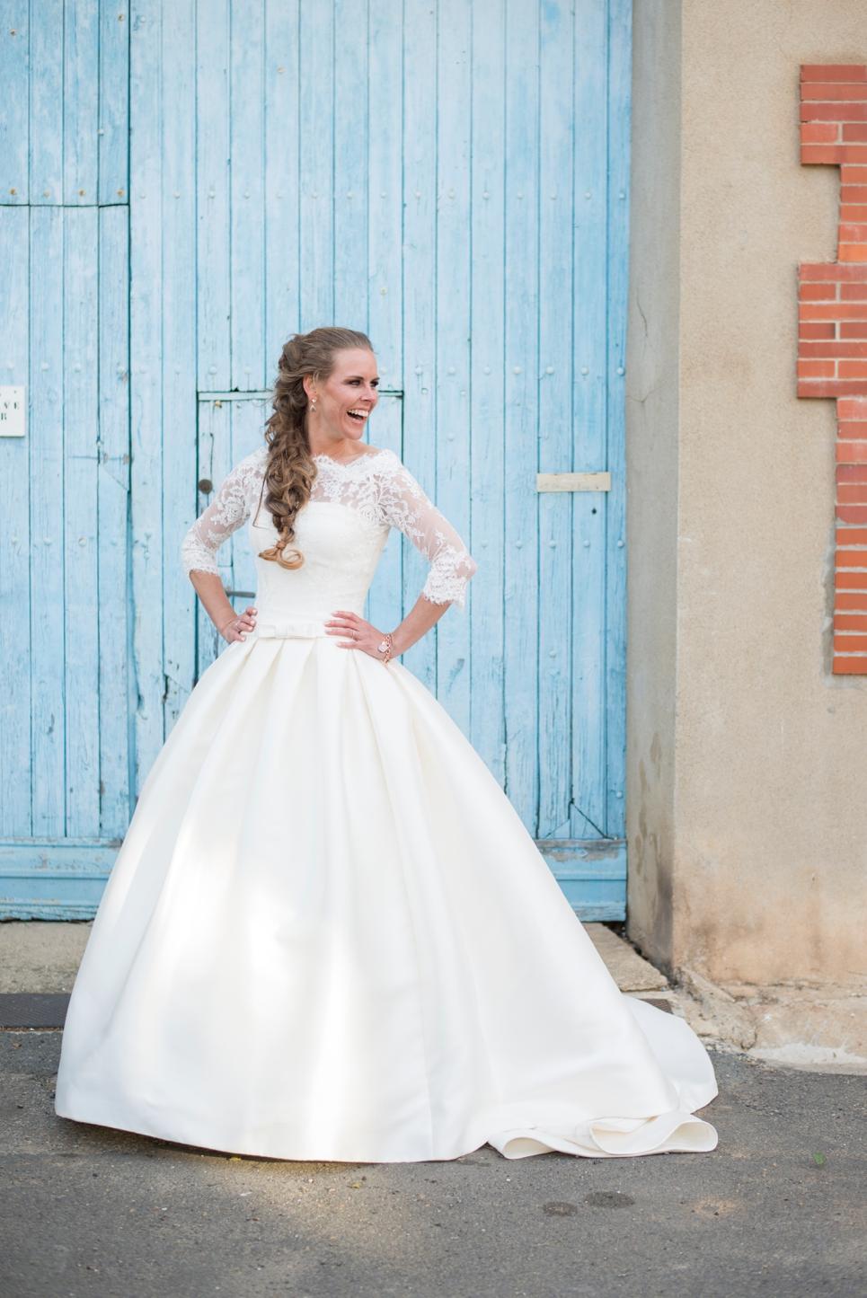 bruid-karakteristiek-dorpje-zuid-frankrijk-blomac