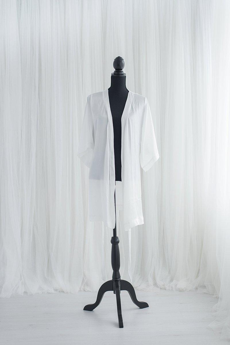 Kimono uit de collectie van Blik en Bloos Fotografie - Anouk