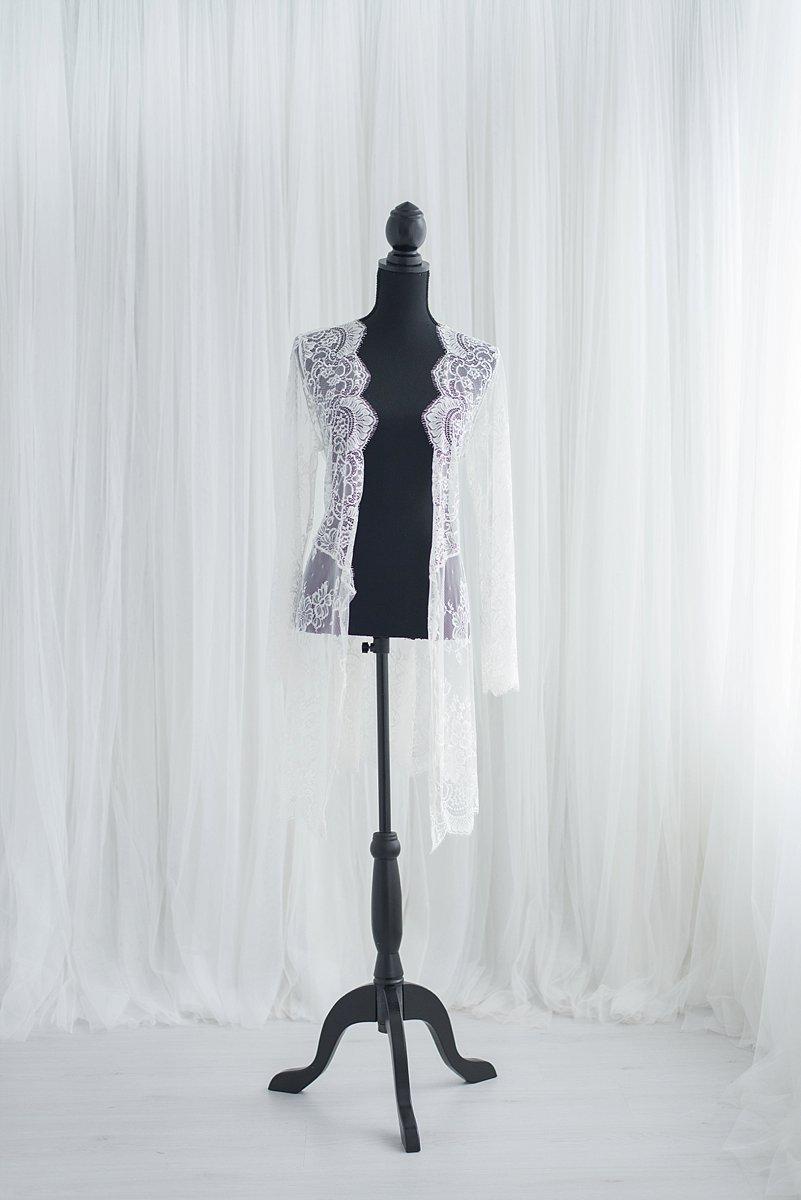 Kimono uit de collectie van Blik en Bloos Fotografie - Elina