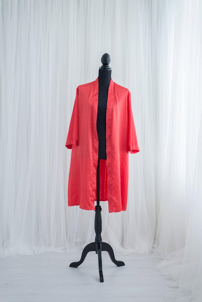 Kimono uit de collectie van Blik en Bloos Fotografie - Rosa