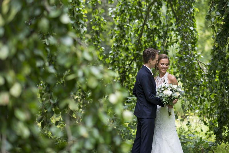 Bruiloft Fotografie Huwelijksreportage Door Blik En Bloos