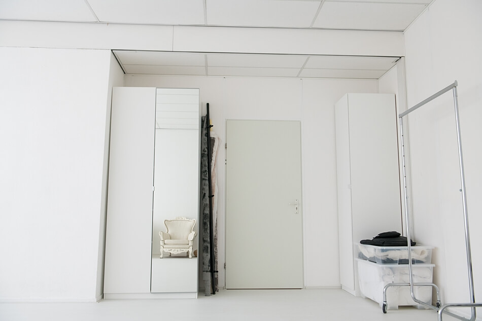 Daglicht studio met optie tot huren kleding - jurken kimono's etc
